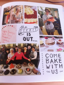 Featuring photos from various Clandestine Cake Club events with Lynn Hill and some of her Club organisers and members.