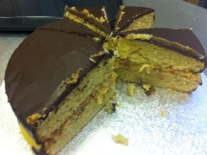 nigella, victoria sponge, boston cream pie