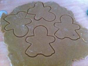 The smell of gingerbread baking evokes lovely family memories for me!
