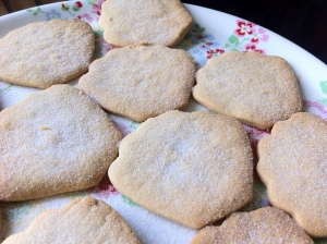 Aberffraw Biscuits- my take on the traditional biscuits from Anglesey.