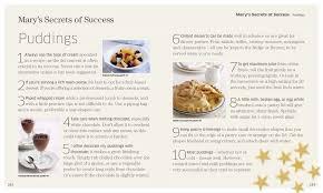 mary's secrets of success