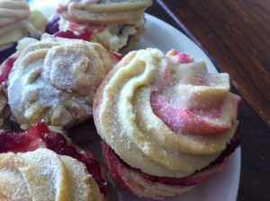 """Melting Moments- a """"Best Of The Bake Off"""" recipe from Series 2 of the Great British Bake Off."""