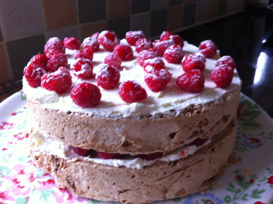 Cooking The Books Challenge (April 2014)-  Mary Berry's Baking Bible Update.