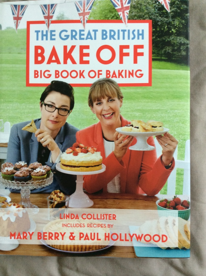 Welsh Cakes/ Pices Ar Y Maen- The Great British Bake Off Big Book Of Baking.