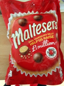 I can't get enough of Maltesers. Does anyone else have the same problem?