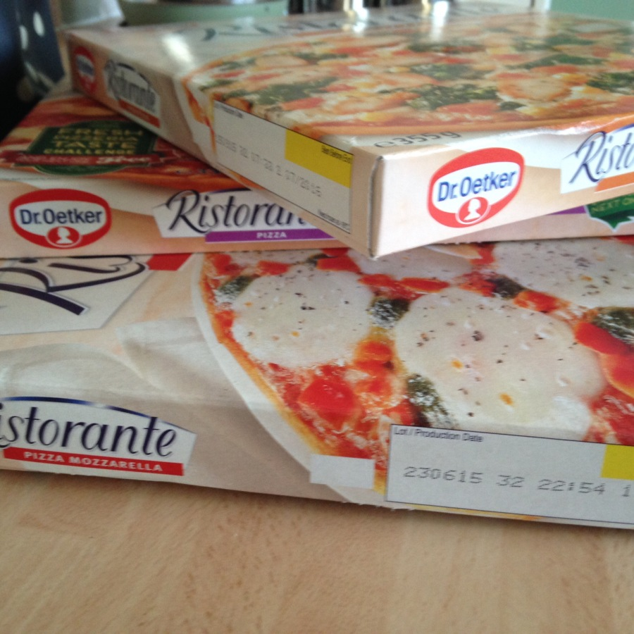 Family Mealtimes with Dr OetkerPizzas