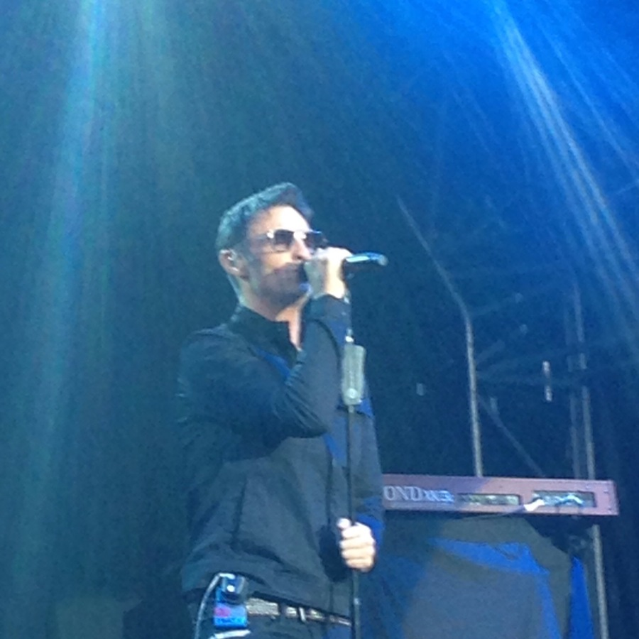 Wet Wet Wet Live At Royal Hospital, Chelsea- A Review.