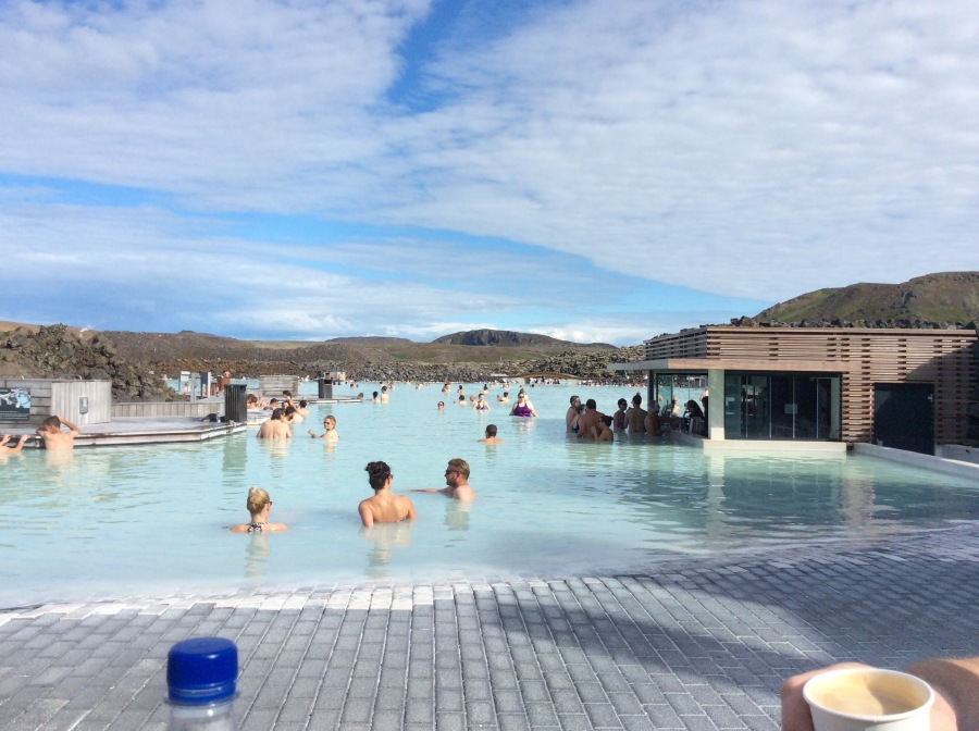 Our Visit To The Blue Lagoon-Iceland.