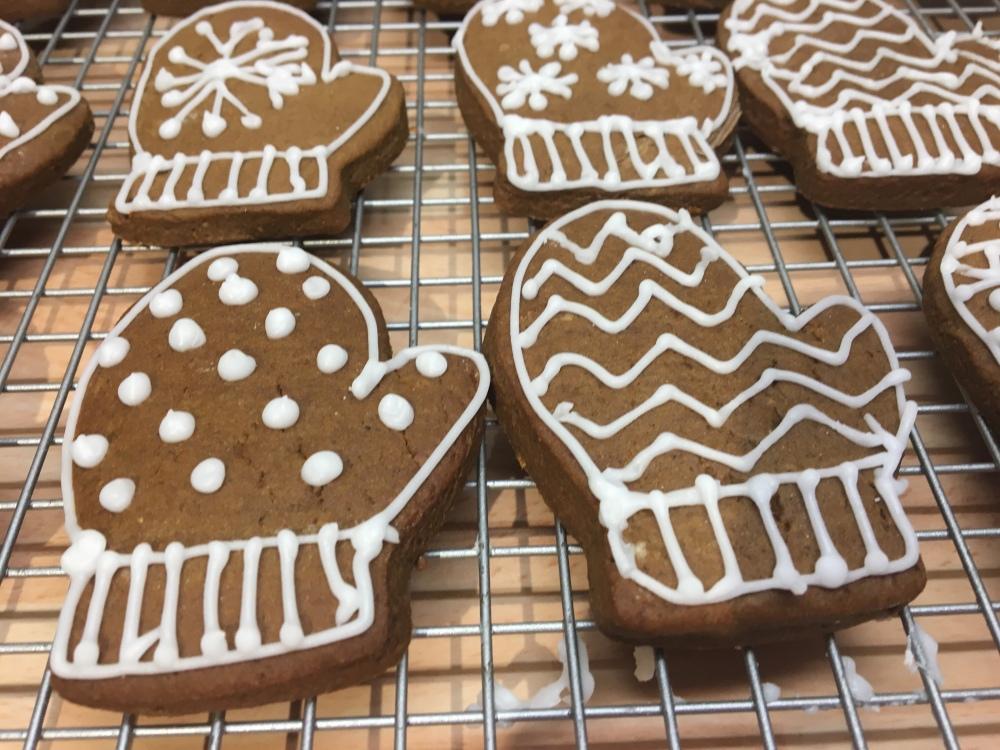 The Great British Bake Off Christmas Lebkuchen Cookies