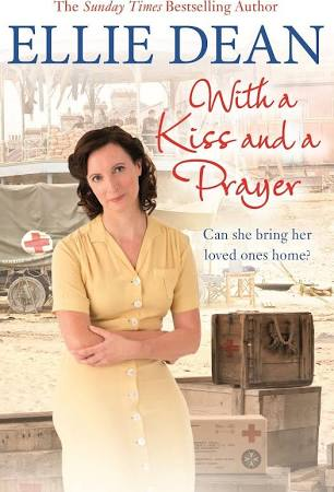 with a kiss and a prayer book cover